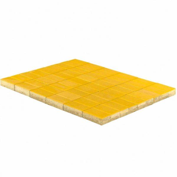 Брусчатка желтая