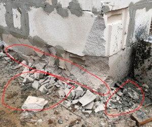 Ошибки при строительстве газосиликатными блоками