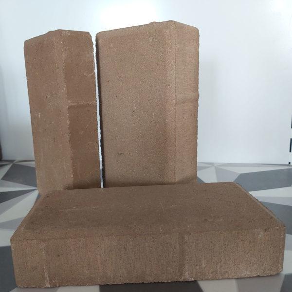 Брусчатка Б6 60мм Светло-коричневая