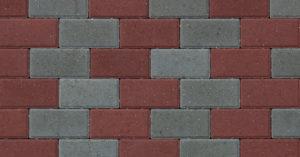 Схемы укладки брусчатки для форм квадрат и кирпичик, 55 вариантов с фото